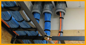Cable Management Power Pole Johannesburg Cape Town