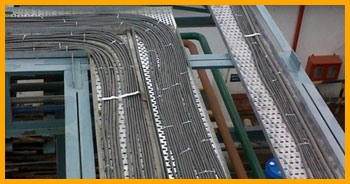 perforated cable tray systems