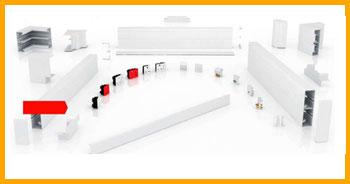 PVC Power Skirting OBO Range