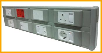PVC Power Skirting Double PVC