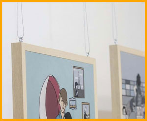 Gripple Art and Pictures hanging systems