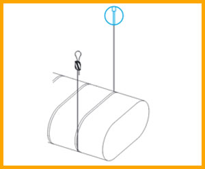 Gripple Ventilation Hanging Systems