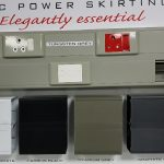 Decorduct PVC Power skirting