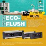ECO-RANGE ECO-FLUSH Desk Power