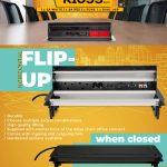 ECO-RANGE ECO-DESK POP-UP Desk Power