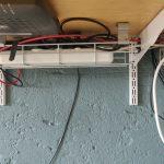 under desk cable basket