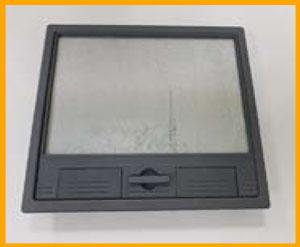 PVC Flush recessed floor box